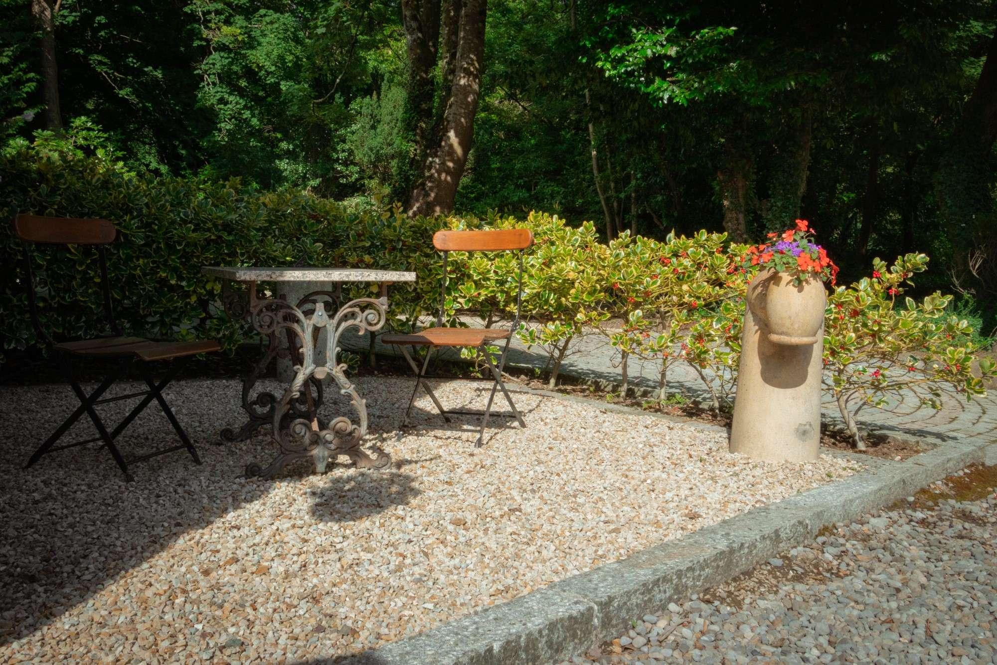 Lugala House - Outside 2 - Croneybyrne Courtyard